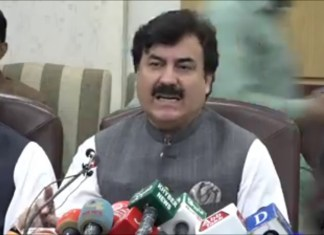 Shaukat Yousafzai urges people to avoid eating fine flour
