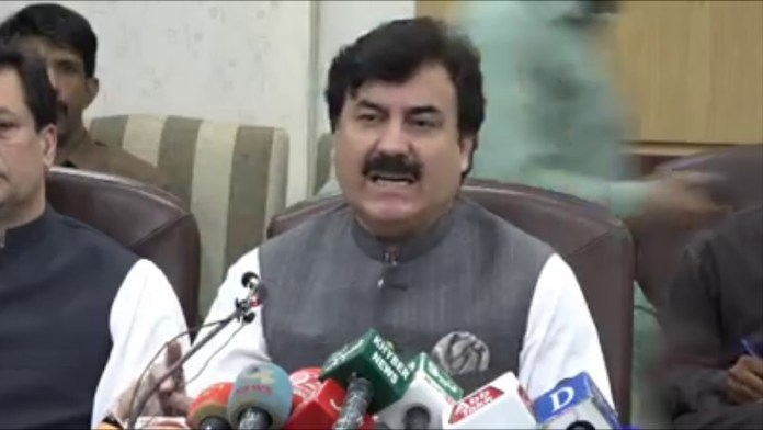 No decision regarding restoration of student unions: Shaukat Yousafzai