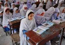Peshawar administration declares chaddar, burka mandatory for schoolgirls