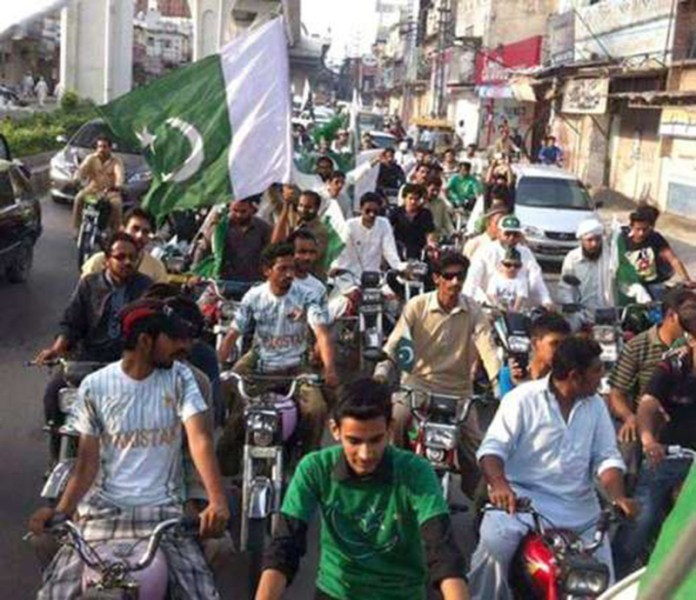 South Waziristan tribals hold Kashmir solidarity rally in DI Khan