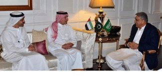 Saudi, UAE envoys vow 'full support' for resolving Kashmir situation: ISPR