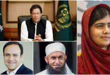 PM Imran, Malala, Tariq Jamil named among most influential Muslims