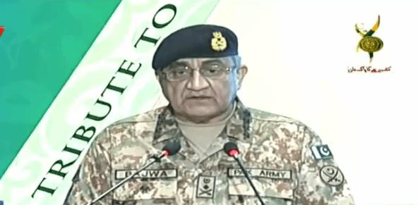 Pakistan is incomplete without Kashmir: COAS Gen Bajwa