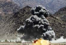 30 civilians killed in air strike near pine nut field in eastern Afghanistan