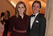 Britain's Princess Beatrice announces her engagement