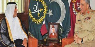 COAS Gen Bajwa, International Islamic Bank CEO discuss economic matters