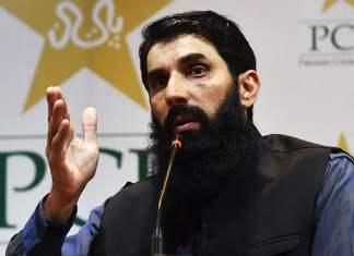 Misbah hope inexperience Pakistani side to perform well against Australia