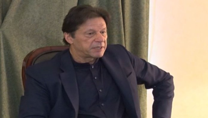 PM Imran Khan to visit earthquake-hit areas tomorrow