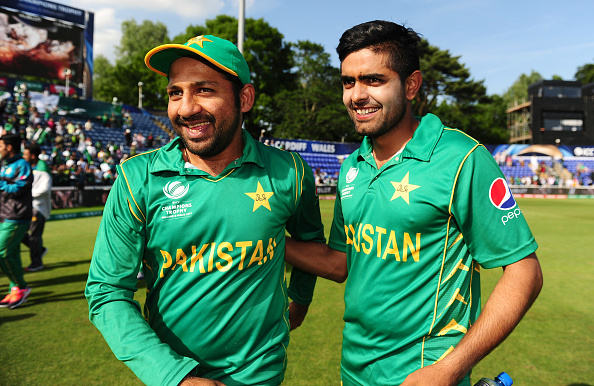 Sarfaraz Ahmed retained as Pakistan captain; Babar Azam appointed vice-captain