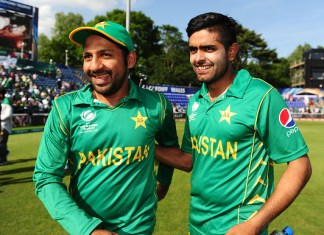 Sarfaraz retained as Pakistan captain, Babar named vice-captain