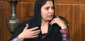 ANP suspends party membership of Senator Sitara Ayaz