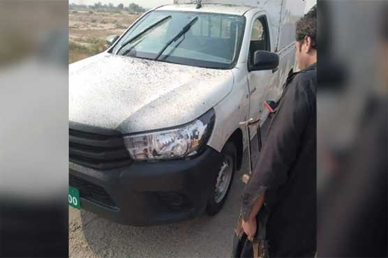 Policeman injured in explosion targeting police mobile in DI Khan
