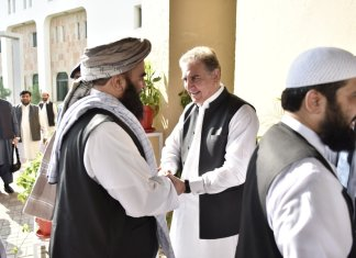 Pakistan, Afghan Taliban urge for earliest resumption of peace process