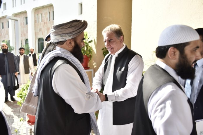 Pakistan, Afghan Taliban urge for earliest resumption of peace process