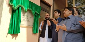 KP govt launches free WiFi service, digital library in Peshawar