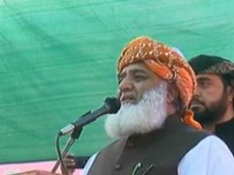 PTI govt failed to resolve economic crisis: Fazlur Rehman