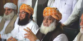 Maulana Fazlur Rehman summons multiparty conference on Nov 26