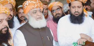 Fazlur Rehman summons opposition's APC to device anti-govt strategy