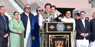 Pakistani nation will always stand by people of Occupied Kashmir: PM Imran