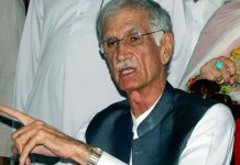 PM Imran Khan's resignation out of question: Pervaiz Khattak