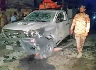 Two FC personnel martyred, 5 injured in Quetta IED blast