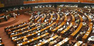 National Assembly approves PMC bill amid opposition's ruckus