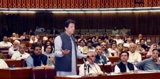 PM Imran to address NA on Nov 7 in connection with Azadi March