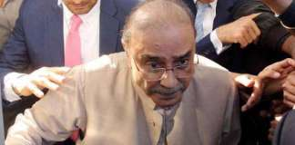 Doctors to continue Zardari's treatment at Ziauddin Hospital