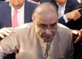 Doctors to continue Zardari's treatment at Ziauddin Hospital