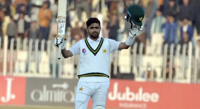 Babar Azam climbs to career-best sixth spot in Test rankings