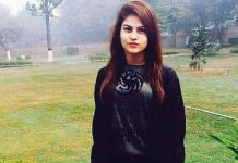 Dua Mangi returns home a week after being kidnapped in Karachi
