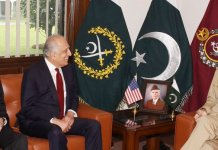 US envoy Zalmay Khalilzad, COAS discuss Afghan reconciliation process