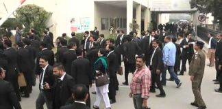 Lawyers, doctors observing strike after Lahore hospital clash