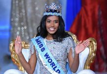 Jamaican wins Miss World title, says will work for sustainable change