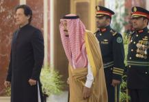 PM Imran to meet King Salman, Crown Prince of Saudi Arabia