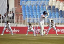 Sri Lanka batting first in historic Pakistan home Test