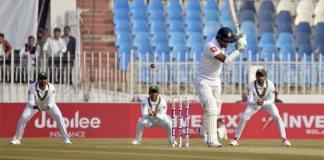 Sri Lanka batting first in historic Pakistan home Test