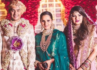 Sania Mirza's sister Anam Mirza marries Azharuddin's son Asaduddin