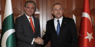 Turkey lauds Pakistan's efforts in de-escalating US-Iran tensions