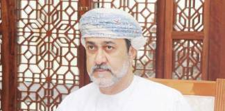 Haitham bin Tariq al-Said sworn in as Sultan Qaboos's successor