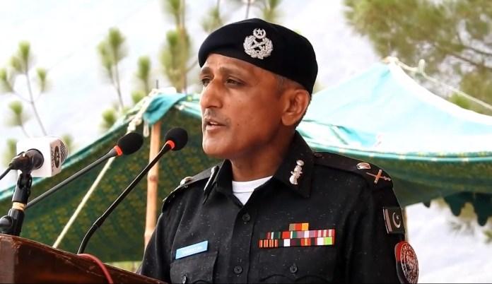 Sanaullah Abbasi takes charge as IG Khyber Pakhtunkhwa