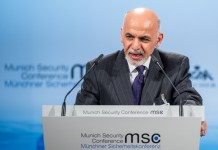 Afghan President Ghani says US-Taliban deal to come within days