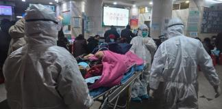 China coronavirus death toll soars to 722