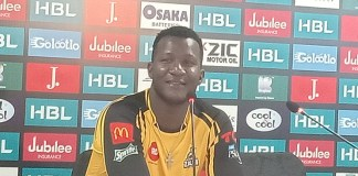 Darren Sammy reaches Pakistan for PSL