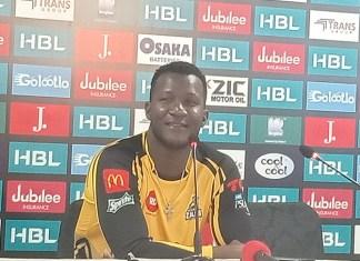 Darren Sammy reaches Pakistan for PSL