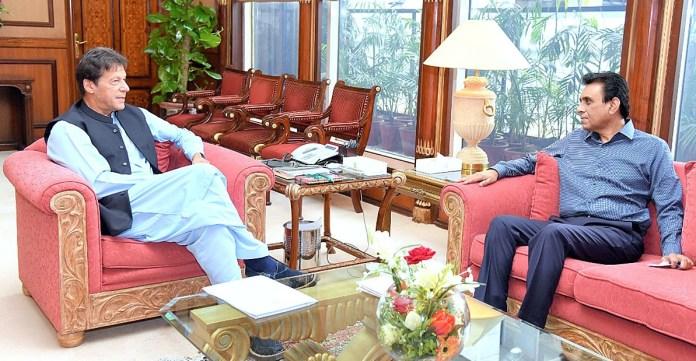 PM Imran, Khalid Maqbool discuss MQM-P's reservations, demands