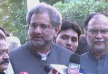 IHC grants bail to Ahsan Iqbal, Shahid Khaqan Abbasi