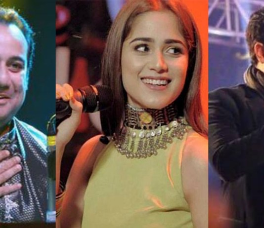 Rahat, Aima, Abrar to perform at PSL 5 opening ceremony