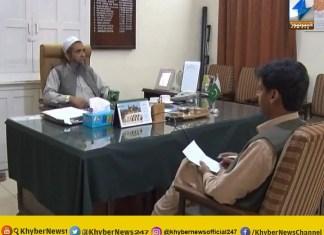 پشاور شہر اور دیہاتی علاقوں کی آبادی میں مسلسل اضافہ، زرعی زمین متاثر
