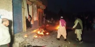 Eight injured in blast near Levies headquarters in Chaman